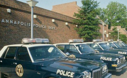 Annapolis Police Station