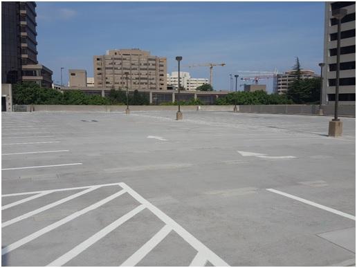 Tce Associate Inc Repair And Restoration Parking Garage