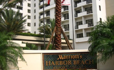 Harbor Beach Marriott Hotel